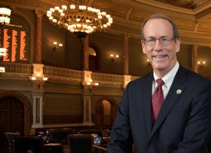 Kansas Representative Mark Schreiber