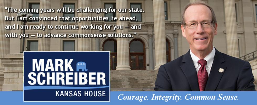 Representative Mark Schreiber | Kansas House District 60